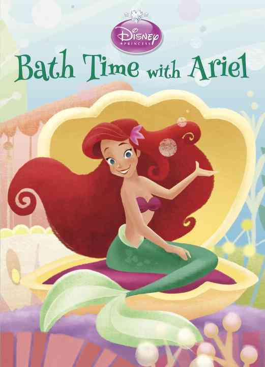 Bath Time With Ariel Bright & Early Board Books By Posner-Sanchez, Andrea/ Dicicco, Sue (ILT)